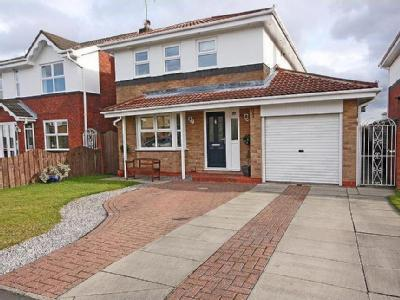 Warkworth Drive, Deneside View, Chester-le-Street DH2