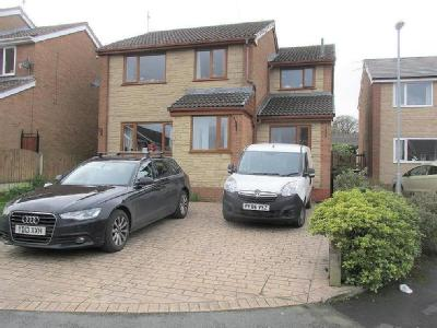 Conway Drive, Oswaldtwistle - Patio