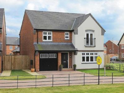 Meadow Close, Nantwich, Cheshire