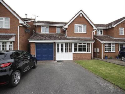 Drovers Way, Worcester - House