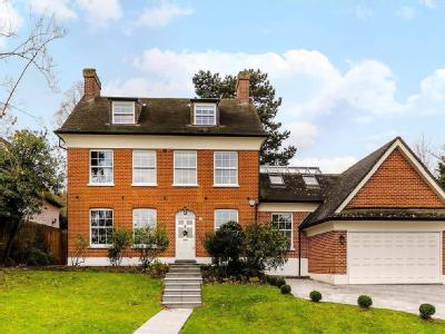 Downs Hill, Beckenham BR3 - Detached