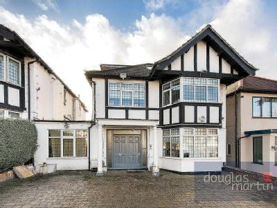 Faber Gardens, London NW4 - Detached