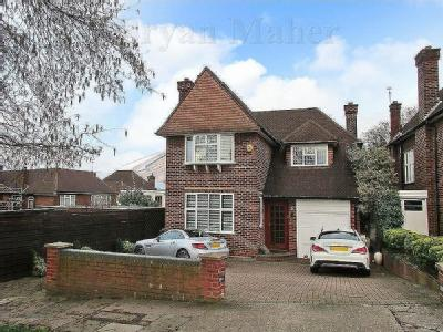Greenhill, Wembley HA9 - Detached