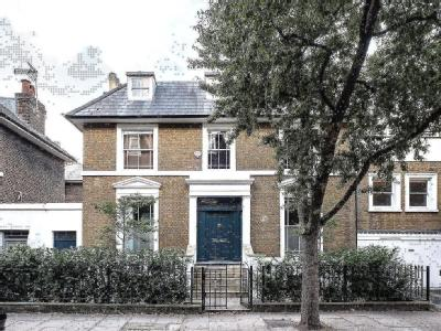 Thornhill Road, London N1 - Garden