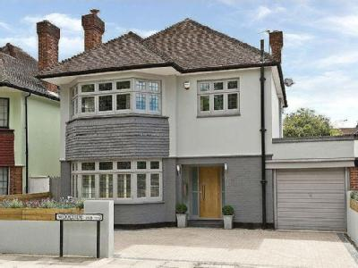 Woodside, Wimbledon SW19 - Detached