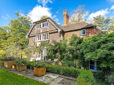 House for sale, West Hoathly - Garden