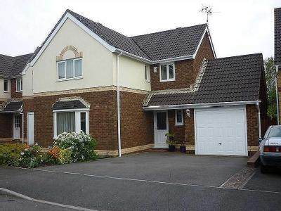 Allen Close, Old St Mellons, Cardiff. CF3