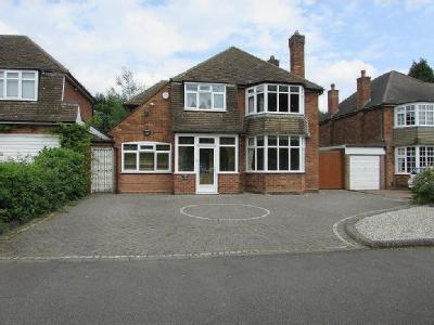 Stonor Park Road, Solihull - Garden