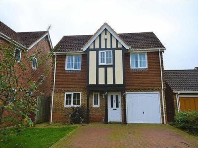 Haywain Close, Ashford, Kent - Garden