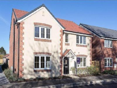 Bourne Way, Burbage, Marlborough, Wiltshire, SN8