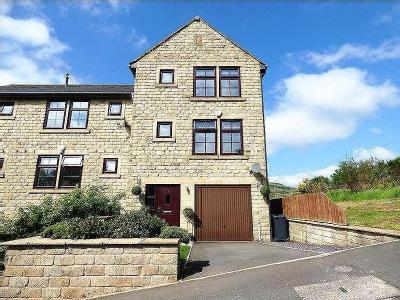 Upper Sunny Bank Mews, Meltham, Holmfirth, West Yorkshire, HD9