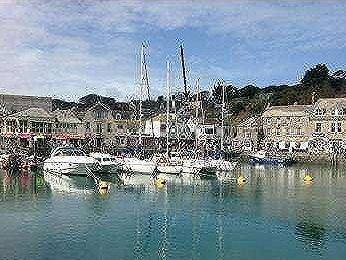 Oak Terrace, Padstow, Cornwall, PL28