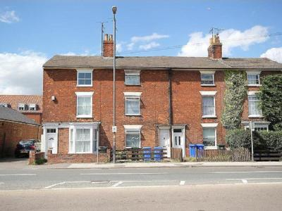 Spilsby Road, Boston - Double Bedroom