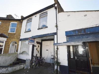 Sussex Street, Plaistow, London, E13