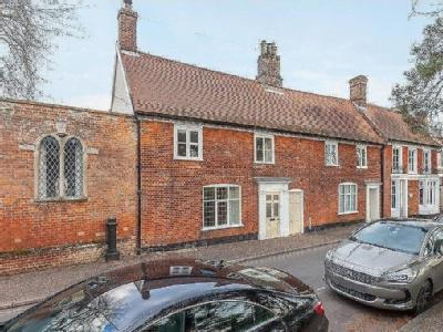 House for sale, Wymondham - Garden
