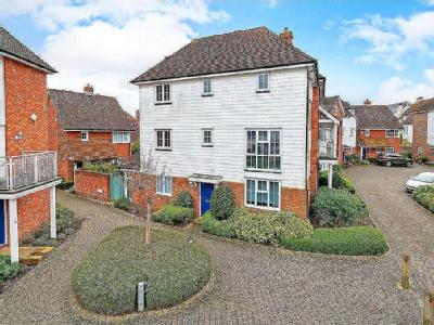 Ames Way, Kings Hill, West Malling
