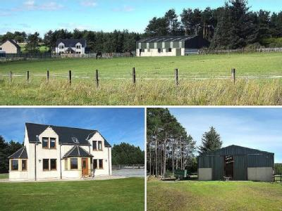 Twin Pines, Mossend, Mulben, Keith, Moray, AB55