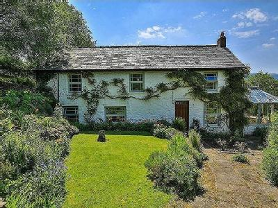 With Detached One Bedroom Cottage and Converted Barn on a Smallholding of approximately 12 Acres in a Superb Location
