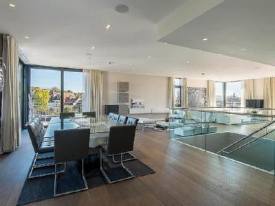 Penthouse Apartment, 'The Lightworks', Childs Hill, NW2