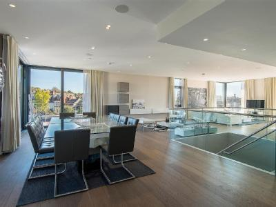 Penthouse Apartment, The Lightworks, Childs Hill NW2