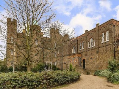 Vanbrugh Castle, Greenwich, London SE10