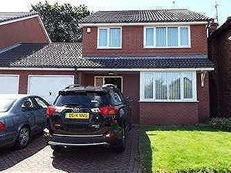 Meribel Close, Liverpool, L23