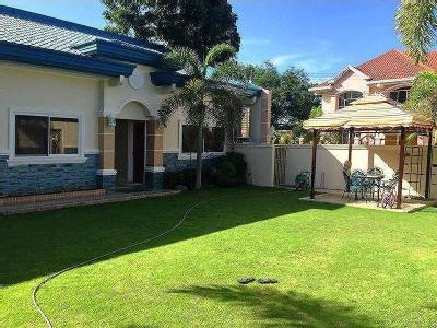 House To Let Angeles   Furnished