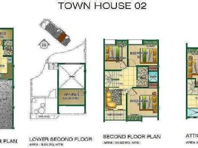 House for rent Angeles - Townhouse