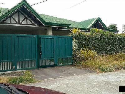 House for rent Mabalacat - Bungalow