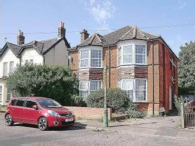 Double fronted detached House in Shelbourne Road, Charminster, Bournemouth