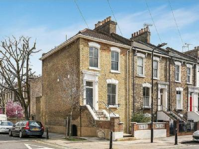 Cecilia Road, Dalston - Terraced