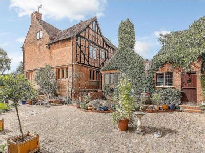 Wychbold, Droitwich Spa, Worcestershire