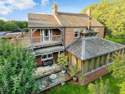 House for sale, Spalding - Reception