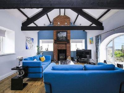 House for sale, Wintrick - Fireplace