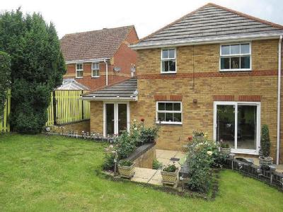 House for sale, Millers Way - Patio