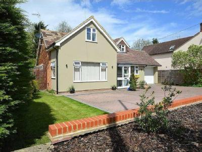 House for sale, Station Road - Gym