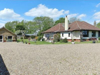 House for sale, Alford Road - Garden