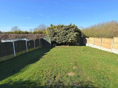 House for sale, Kent Road - Garden