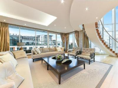 House for sale, Imperial Wharf - Gym