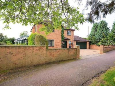 House for sale, Stanion Road - Garden