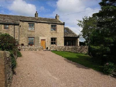 House for sale, Silsden - Fireplace