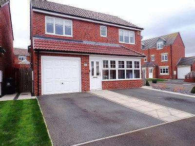 Cawfields Close, Wallsend - Four Bedroom Detached House