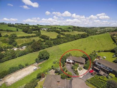 House for sale, Bishops Tawton