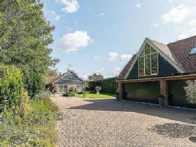 House for sale, Didcot Road - Garden