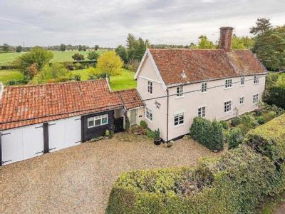 House for sale, Wickham Skeith
