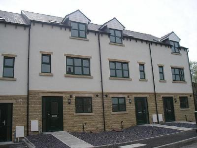 Briar Close, Buxton - Mews