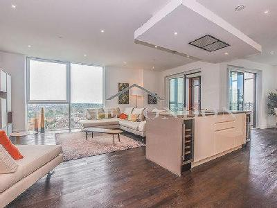 The Penthouse, Pinto Tower, Nine Elms Point