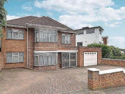 Priory Gardens, Wembley, Middlesex, HA0