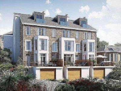 Albany Terrace, St. Ives, TR26