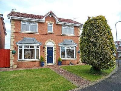Chiltern Close, Ashington, Northumberland, NE63